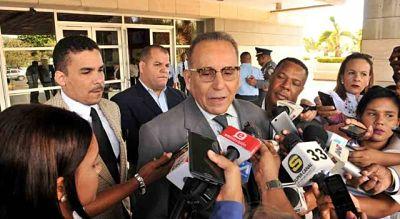 Abogado Carlos Balcácer renuncia a defensa de Argenis Contreras