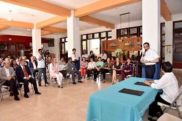 Andrés Navarro asegura que el Estado debe integrarse a las iniciativas de bien común de la Sociedad Civil