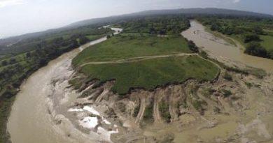 Extracción de arena que destruye a Cabarete tiene nombre: Ricardo Linares, dirigente del PLD
