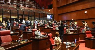 Mañana darán a conocer comisión del Senado que estudiará ley de partidos