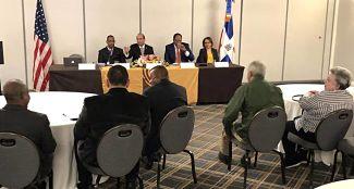 Presidente JCE llama a empadronar dominicanos en el exterior y confirmar sus datos