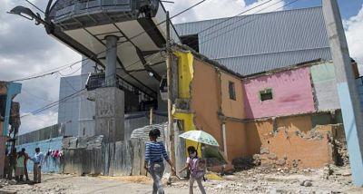Santo Domingo estrena hoy un nuevo sistema de transporte: el teleférico