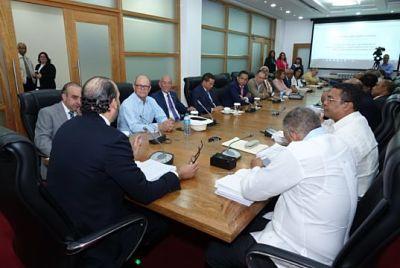 Se reúne comisión especial y pasa balance a trabajos ley de partidos