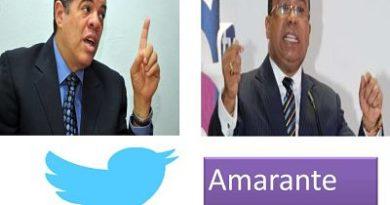 Euri Cabral destaca el lanzamiento de la candidatura de Amarante Baret