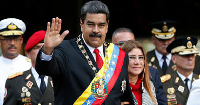 """Maduro ofrece la liberación de presos por """"violencia política"""" en Venezuela"""