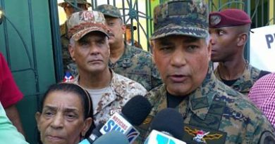 Paulino Sem anuncia remozamiento de los destacamentos de la frontera