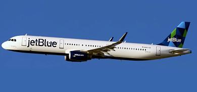 Desvían vuelo Jet Blue por riña