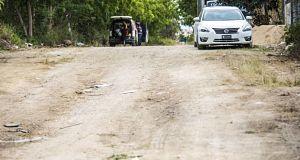 En el Invidorex claman al presidente Medina por arreglo de las calles y falta de agua