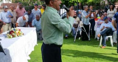 Exdirectivo del PRD Santo Ramírez ingresará al PRM