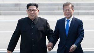 """Kim Jong-un reitera el compromiso de desnuclearización de forma """"progresiva"""""""