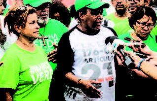 Marcha Verde cree expediente del MP protege élite PLD