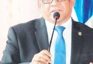 Presidente CD dice no hay acuerdo Ley de Partidos
