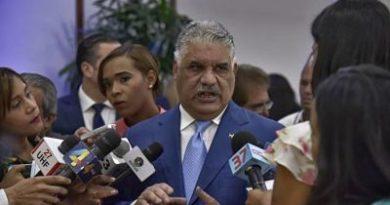 Canciller Vargas Maldonado anuncia cooperación para el desarrollo de Haití