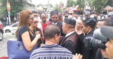 Reenvían el conocimiento de coerción contra los presuntos asesinos de funcionario municipal