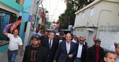 Ramfis reafirma exigencia de que Gobierno cumpla demanda sobre incautación de dinero sustraído al pueblo