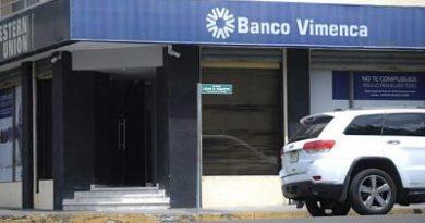 Coincidencias en robos a bancos comerciales