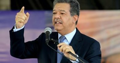 AMPLIO MARGEN; LeonelFernández dará barrida en internas del PLD