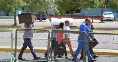 Díaz Rúa y Andrés Bautista depositan en la Suprema respuesta a acusación de la Procuraduría