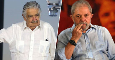 """Mujica visitó a Lula da Silva en la cárcel: """"Está preocupado por el destino de Brasil y nuestra América"""""""
