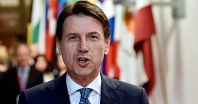 """Giuseppe Conte tras acuerdo sobre inmigración: """"Italia ya no está sola"""""""