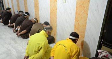 Irak ejecuta a 12 yihadistas tras hallar 8 policías iraquíes muertos