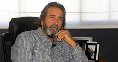 Acroarte, Ministros Cultura y Turismo lamentan muerte cineasta