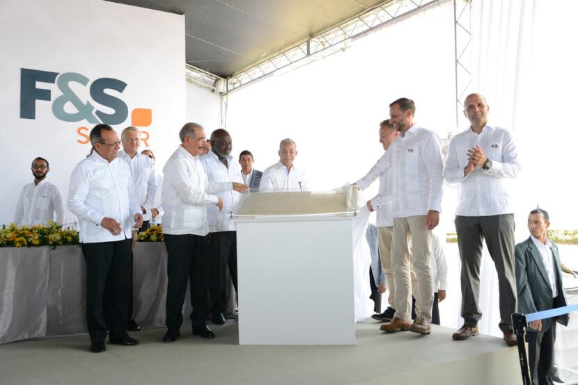 Más energía limpia para RD; Danilo asiste a inauguración parque fotovoltaico Montecristi Solar