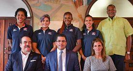 David Collado presenta Copa Panamericana de Voleibol