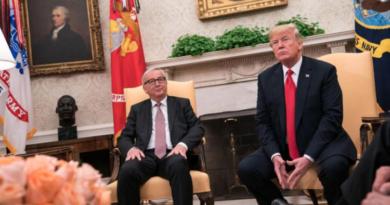 UE y Estados Unidos logran acuerdo para evitar una guerra comercial