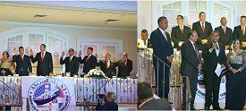 Espaillat juramenta consejo directivo de la Asociación Dominicana de Embarqueros de NJ