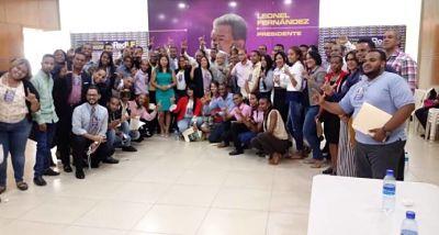 Exhortan a seguidores de Leonel en las redes enfrentar las manipulaciones