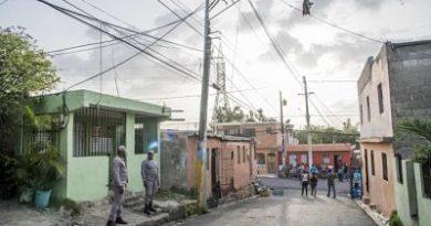 Fiscalía cuestiona accionar de la Policía en allanamiento Los Mina