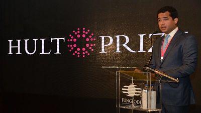 Lanzan en el país a Hult Prize, plataforma de emprendimiento
