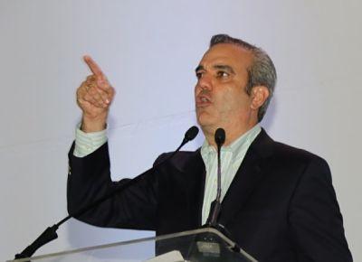 Luis Abinader advierte intento de repostulación presidencial generaría ambiente de desestabilidad e ingobernabilidad en el país