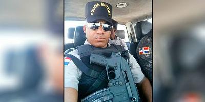 Matan sargento de la Policía con su misma arma de reglamento