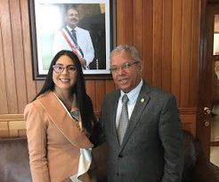 Diputado Rafael Méndez pide CONANI se extienda a otras comunidades de Neyba