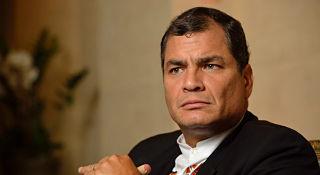 Rafael Correa incumple pedido de la justicia