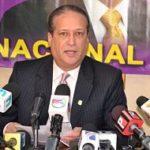 Reinaldo espera haya pacto Ley de Partidos