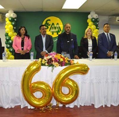 Resalta aportes a las comunidades en sus 66 años