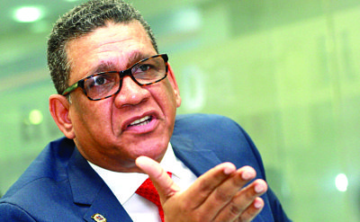 """Rubén Maldonado: """"Respeto la posición de la Vicepresidenta sobre Faride, pero no la comparto"""""""