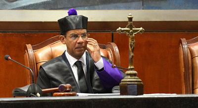 Suprema suspende sus actividades por muerte de la madre del juez Ortega Polanco