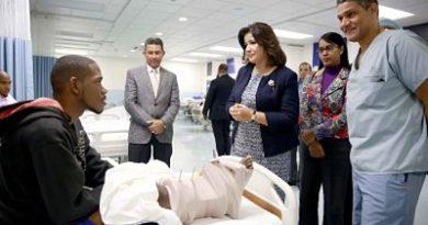 Vicepresidencia realiza jornada de cirugías