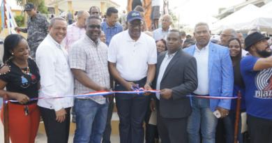 ASDE inaugura centro de integración familiar en Villa Carmen