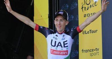 Martin gana la 6ta etapa del Tour; van Avermaet sigue 1ro