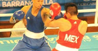 Boxeo lleva dos a final, Esgrima y 3X2: bronce