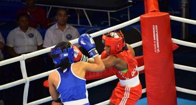 Almánzar y Moronta aseguran Bronce en boxeo femenino
