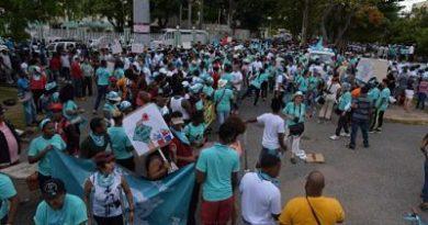 Caminata en contra de la penalización del aborto moviliza a cientos de personas