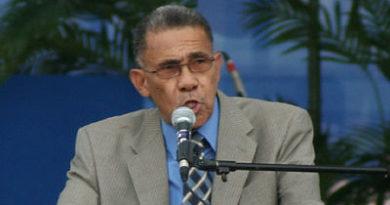 Ezequiel Molina: hay demasiado políticos corruptos en el país