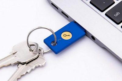 Google pone a la venta sus propias llaves de seguridad para el inicio de sesión