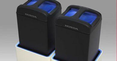 Honda usará sus baterías intercambiables en las motos eléctricas de Indonesia